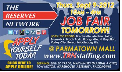 TRN Job Fair Parmatown Mall