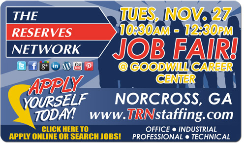 Norcross ga jobs archives trn staffing the reserves network malvernweather Choice Image
