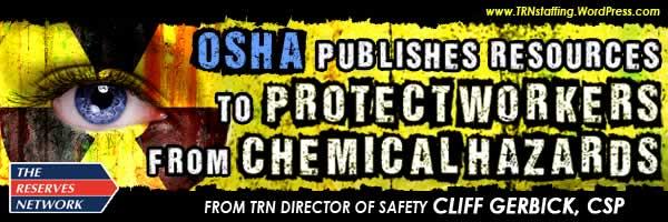 OSHA Alert Safety